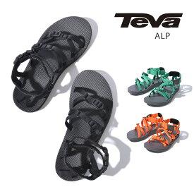 TEVA テバ ALP ウィメンズ アルプ レディース サンダル 1015848 スポーツサンダル コンフォートサンダル 靴 ブラック グリーン オレンジ 黒 緑 可愛い おしゃれ ブランド アウトドア レジャー 大人 カジュアル