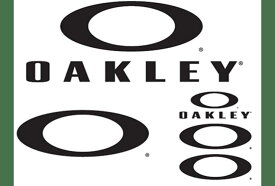 [国内正規商品] OAKLEY / オークリー /ステッカー /Logo Sticker Pack Large / Black 内容 [約9cm x約23cm]×1枚 [約5cm x約14cm]×1枚 [約2.6cm x約7.6cm]×2[約3cm x約7.6cm]×1枚 210-805-001