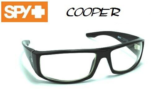 ★SPY★スパイ★COOPER★BLACK-CLEAR★サングラス