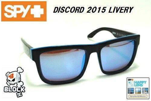 ★SPY★スパイ★DISCORD 2015 LIVERY★KEN BLOCK COLLECTION★サングラス