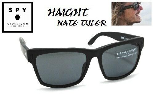 ★SPY★スパイ★CROSSTOWN★HAIGHTXNATE TYLER★MATTE BLACK-GREY★サングラス