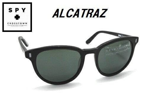 ★SPY★スパイ★CROSSTOWN ALCATRAZ★MATTE BLACK-GREY GREY★サングラス