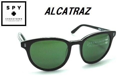 ★SPY★スパイ★CROSSTOWN ALCATRAZ★3-PLY BLACK-GREY GREEN★サングラス