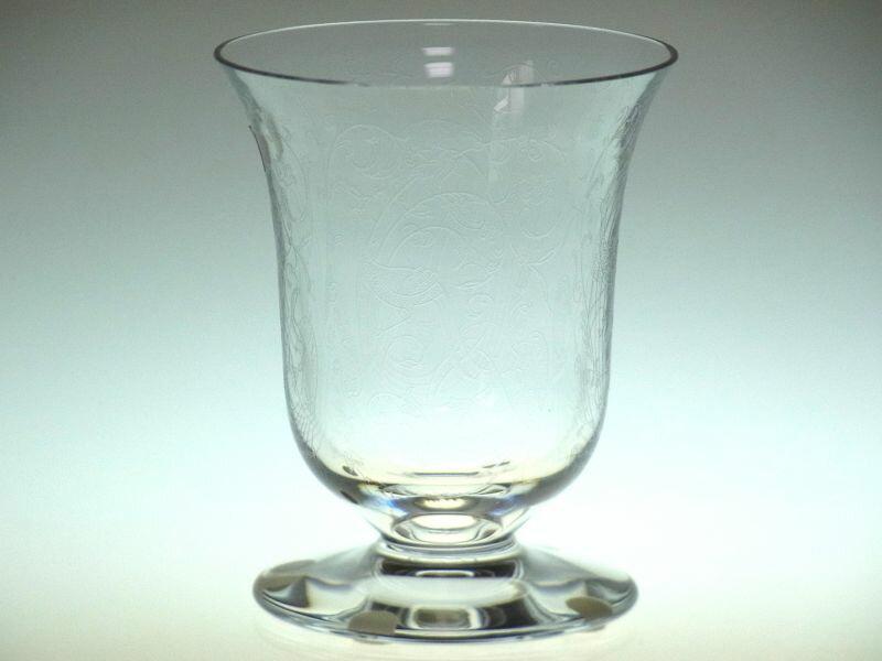 バカラ 花瓶 ● パルメ フラワー ベース エッチング 不死鳥 クリスタル Parme