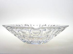バカラ 灰皿 ● エキノックス アッシュトレイ クリスタル 小皿 Equinox