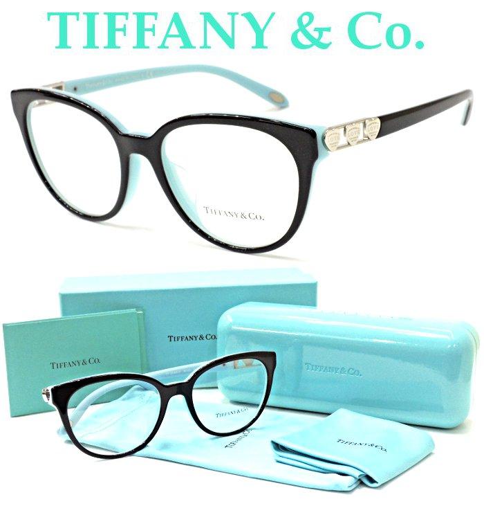 【TIFFANY&Co.】 ティファニー メガネ TF2145-F col.8055 度付又は度無レンズ標準装備 【正規代理店商品】【店内全品送料無料】