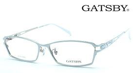 【GATSBY】ギャッツビー メガネ GY18-109 col.2 度付又は度無レンズ標準装備 【正規販売店品】【店内全品送料無料】