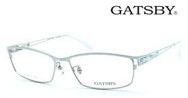 【GATSBY】ギャッツビー メガネ GY18-110 col.2 度付又は度無レンズ標準装備 【正規販売店品】【店内全品送料無料】