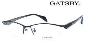 【GATSBY】ギャッツビー メガネ GY18-115 col.5 度付又は度無レンズ標準装備 【正規販売店品】【店内全品送料無料】