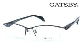 【GATSBY】ギャッツビー メガネ GY18-115 col.3 度付又は度無レンズ標準装備 【正規販売店品】【店内全品送料無料】