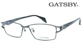 【GATSBY】ギャッツビー メガネ GY18-116 col.2 度付又は度無レンズ標準装備 【正規販売店品】【店内全品送料無料】