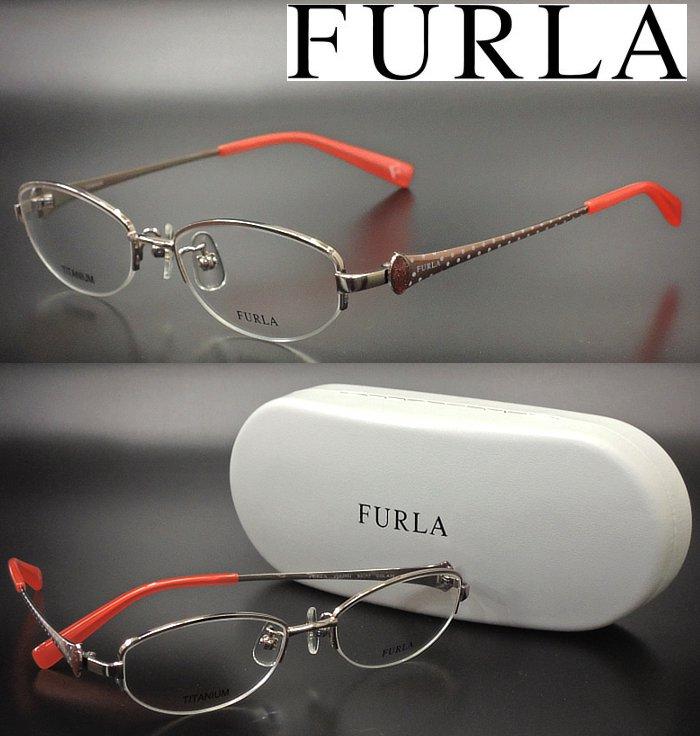 【FURLA】フルラ メガネ VU4299J col.A39 度付又は度無レンズセット 数量限定価格【正規品】【店内全品送料無料】