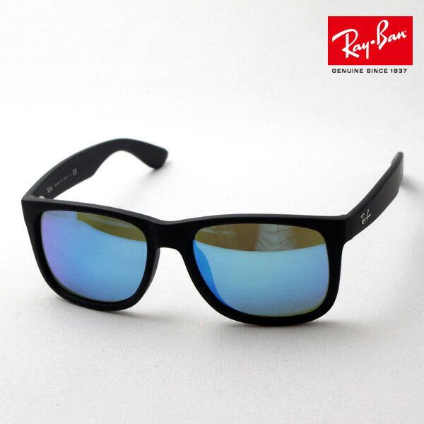 正規レイバン日本最大級の品揃え レイバン サングラス ジャスティン Ray-Ban RB4165F 62255 レディース メンズ ミラー ブルーレンズ サングラス 大きい RayBan ウェリントン