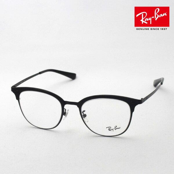正規レイバン日本最大級の品揃え レイバン メガネ フレーム Ray-Ban RX6383D 2894 伊達メガネ 度付き ブルーライト ブルーライトカット 眼鏡 メタル RayBan NewModel ブロー