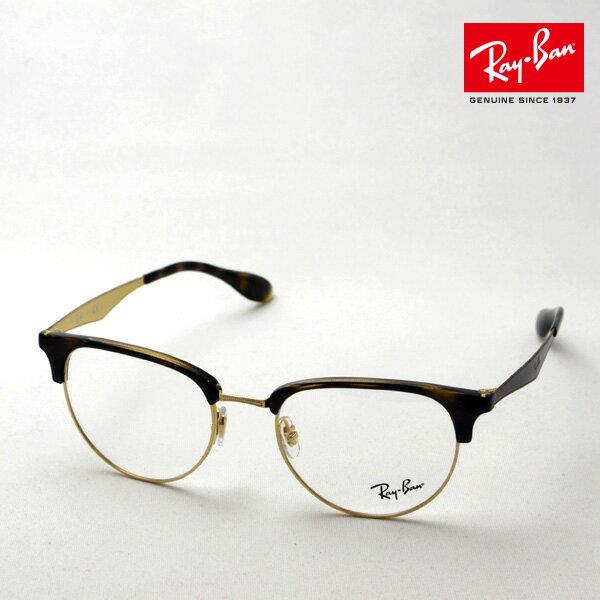 正規レイバン日本最大級の品揃え レイバン メガネ フレーム Ray-Ban RX6396 2933 伊達メガネ 度付き ブルーライト ブルーライトカット 眼鏡 メタル RayBan NewModel ブロー