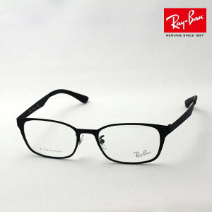 正規レイバン日本最大級の品揃え レイバン メガネ フレーム Ray-Ban RX8738D 2503 伊達メガネ 度付き ブルーライト カット 眼鏡 メタル RayBan スクエア ブラック系