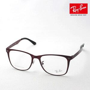プレミア生産終了モデル 正規レイバン日本最大級の品揃え レイバン メガネ フレーム Ray-Ban RX8740D 1190 伊達メガネ 度付き ブルーライト カット 眼鏡 メタル RayBan ウェリントン