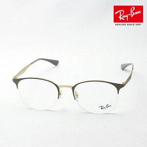 プレミア生産終了モデル 正規レイバン日本最大級の品揃え レイバン メガネ フレーム Ray-Ban RX6422 3005 伊達メガネ 度付き ブルーライト カット 眼鏡 RayBan Made In Italy スクエア
