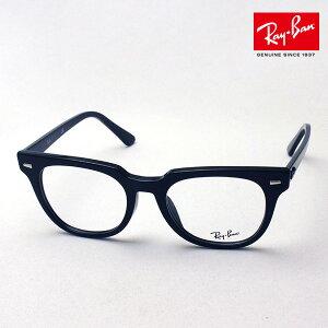 NewModel 正規レイバン日本最大級の品揃え レイバン メガネ フレーム メテオール Ray-Ban RX5377F 2000 伊達メガネ 度付き ブルーライト カット 眼鏡 黒縁 RayBan ウェリントン ブラック系