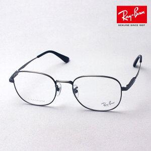 NewModel 正規レイバン日本最大級の品揃え レイバン メガネ フレーム Ray-Ban RX8760D 1000 伊達メガネ 度付き ブルーライト カット 眼鏡 メタル RayBan Made In Japan スクエア