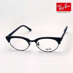 NewModel 正規レイバン日本最大級の品揃え レイバン メガネ フレーム クラブマスター オーバル Ray-Ban RX3946V 8049 伊達メガネ 度付き ブルーライト カット 眼鏡 黒縁 RayBan ブロー ブラック系