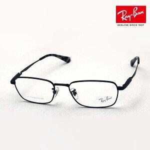 NewModel 正規レイバン日本最大級の品揃え レイバン メガネ フレーム Ray-Ban RX8764D 1210 伊達メガネ 度付き ブルーライト カット 眼鏡 メタル 黒縁 RayBan Made In Japan スクエア ブラック系
