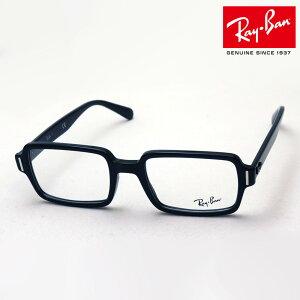 NewModel 正規レイバン日本最大級の品揃え レイバン メガネ フレーム ベンジー Ray-Ban RX5473 2000 伊達メガネ 度付き ブルーライト カット 眼鏡 黒縁 RayBan Made In Italy スクエア ブラック系