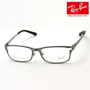 NewModel 正規レイバン日本最大級の品揃え レイバン メガネ フレーム Ray-Ban RX8727D 1002 伊達メガネ 度付き ブルーライト カット 眼鏡 メタル RayBan ウェリントン シルバー系