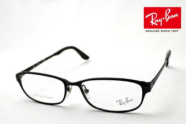 正規レイバン日本最大級の品揃え レイバン メガネ フレーム Ray-Ban RX8716D 1119 伊達メガネ 度付き ブルーライト ブルーライトカット 眼鏡 メタル RayBan スクエア