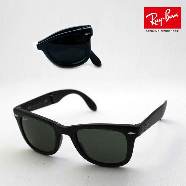 レイバン日本最大級の品揃え レイバン サングラス ウェイファーラー 折りたたみ Ray-Ban RB4105 601S レディース メンズ RayBan 【pup】