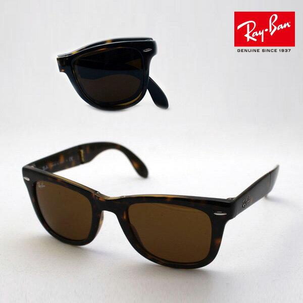 レイバン日本最大級の品揃え レイバン サングラス ウェイファーラー 折りたたみ Ray-Ban RB4105 710 レディース メンズ RayBan