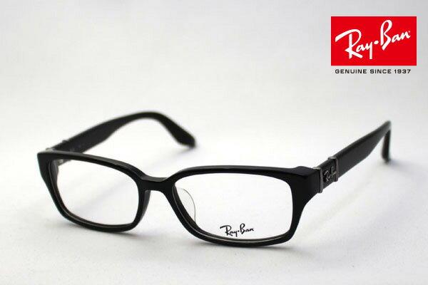 正規レイバン日本最大級の品揃え レイバン メガネ フレーム Ray-Ban RX5198 2000 伊達メガネ 度付き ブルーライト ブルーライトカット 眼鏡 黒縁 RayBan スクエア
