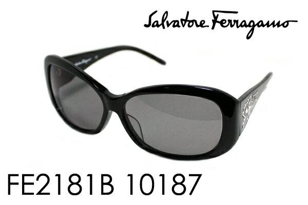 【Ferragamo】 フェラガモ サングラス DEAL FE2181B 10187 シェイプ
