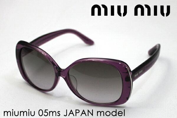 【miumiu】 ミュウミュウ サングラス MU05MS AC63M1 レディース