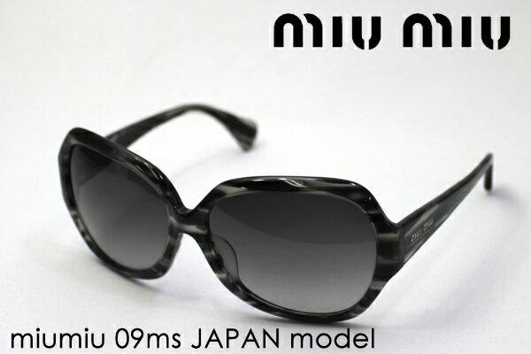【miumiu】 ミュウミュウ サングラス MU09MS AC73M1 レディース シェイプ