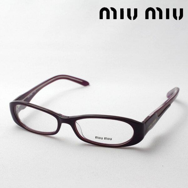 4月20日(土)23時59分終了 ほぼ全品ポイント20倍 【ミュウミュウ メガネ 正規販売店】 miumiu MU14FV 7S71O1 伊達メガネ 度付き ブルーライト カット 眼鏡 ケースなし シェイプ