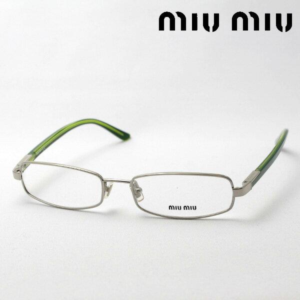 SALE特価 3月25日(月)今夜23時59分終了 ほぼ全品ポイント16倍+5倍 【ミュウミュウ メガネ 正規販売店】 miumiu MU64CV 1BC1O1 伊達メガネ 度付き ブルーライト カット 眼鏡 ケースなし シェイプ