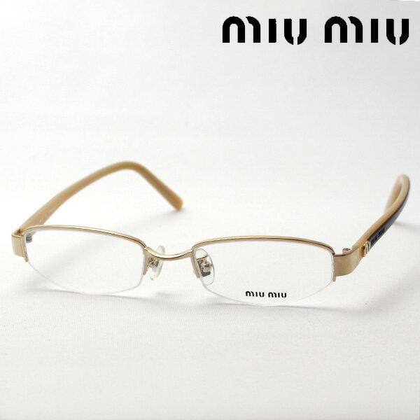 SALE特価 【miumiu】 ミュウミュウ メガネ MU71DV 1BE1O1 伊達メガネ 度付き ブルーライト ブルーライトカット 眼鏡 miumiu ケースなし