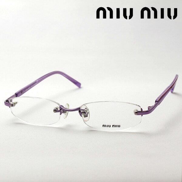 SALE特価 1月20日(日)午前9時59分終了 ほぼ全品ポイント15倍 【ミュウミュウ メガネ 正規販売店】 miumiu MU72DV 8AF1O1 伊達メガネ 度付き ブルーライト カット 眼鏡 miumiu ケースなし スクエア