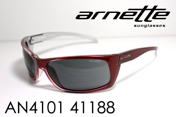 【Arnette】 アーネット サングラス AN4101 41188 シェイプ