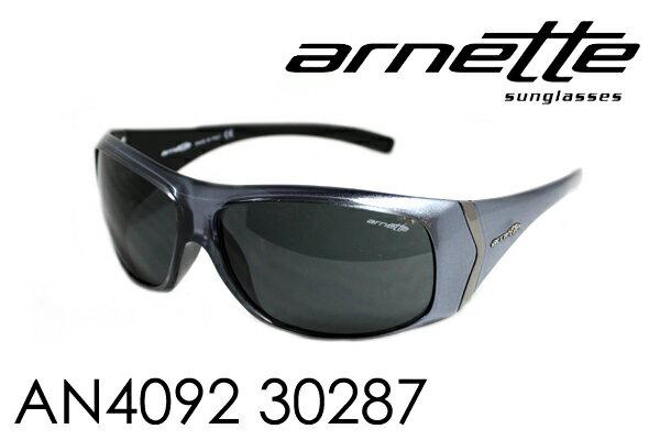 【Arnette】 アーネット サングラス DEAL AN4092 30287 シェイプ