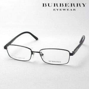 大ヒットモデル 【バーバリー メガネ 正規販売店】 BURBERRY BE1287TD 1001 伊達メガネ 度付き ブルーライト カット 眼鏡 スクエア