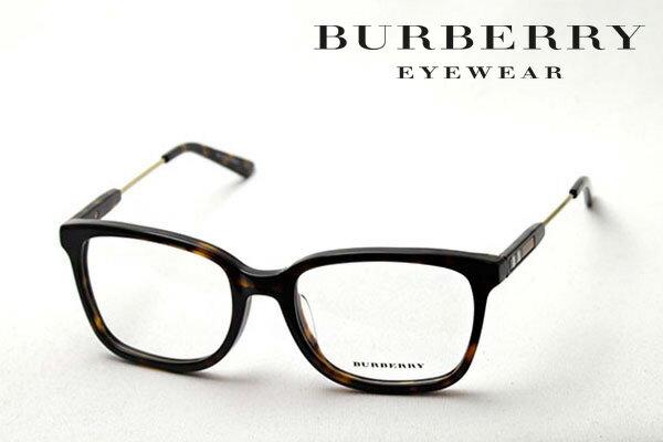 SALE特価 2月22日(金)23時59分終了 ほぼ全品ポイント15倍+2倍 【バーバリー メガネ 正規販売店】 BURBERRY BE2146F 3002 伊達メガネ 度付き ブルーライト カット 眼鏡 ウェリントン