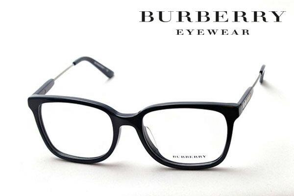 SALE特価 2月22日(金)23時59分終了 ほぼ全品ポイント15倍+2倍 【バーバリー メガネ 正規販売店】 BURBERRY BE2146F 3422 伊達メガネ 度付き ブルーライト カット 眼鏡 ウェリントン