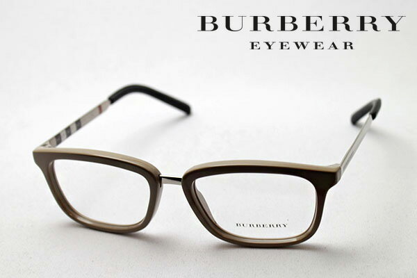 SALE特価 2月22日(金)23時59分終了 ほぼ全品ポイント15倍+2倍 【バーバリー メガネ 正規販売店】 BURBERRY BE2160Q 3450 伊達メガネ 度付き ブルーライト カット 眼鏡 ウェリントン