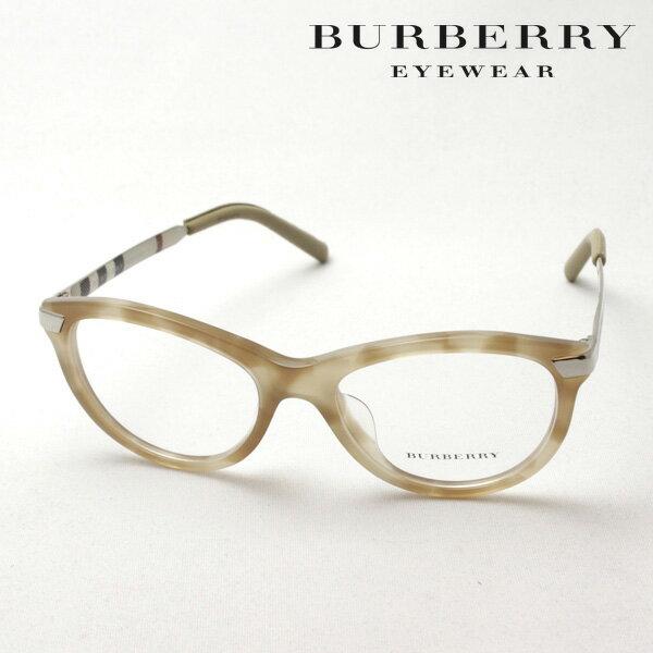 【BURBERRY】 バーバリー メガネ BE2161QF 3427 伊達メガネ 度付き ブルーライト ブルーライトカット 眼鏡 DEAL