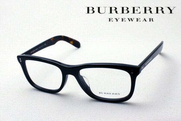 SALE特価 2月22日(金)23時59分終了 ほぼ全品ポイント15倍+2倍 【バーバリー メガネ 正規販売店】 BURBERRY BE2212F 3554 伊達メガネ 度付き ブルーライト カット 眼鏡 ウェリントン