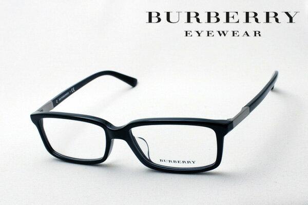 大ヒットモデル 4月22日(月)23時59分終了 ほぼ全品ポイント20倍+3倍のWチャンス 【バーバリー メガネ 正規販売店】 BURBERRY BE2218D 3001 伊達メガネ 度付き ブルーライト カット 眼鏡 黒縁 スクエア