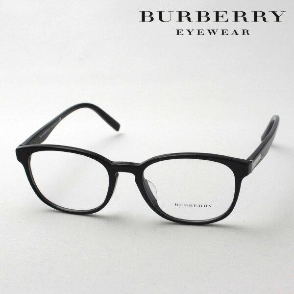 大ヒットモデル 2月22日(金)23時59分終了 ほぼ全品ポイント15倍+2倍 【バーバリー メガネ 正規販売店】 BURBERRY BE2248D 3001 伊達メガネ 度付き ブルーライト カット 眼鏡 Made In Italy ウェリントン