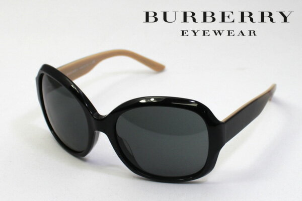 【BURBERRY】 バーバリー サングラス BE4058MA 300187